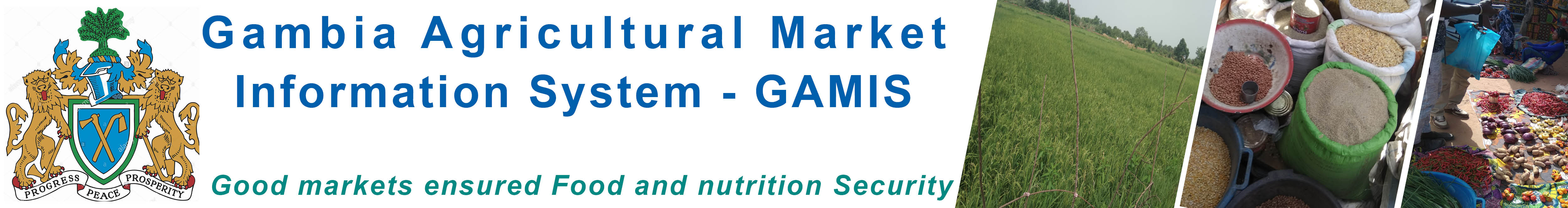 Gambia Agricultural Market Information System